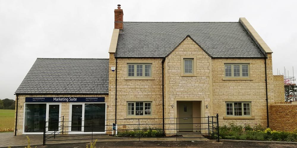 Show home opens at Church Farm