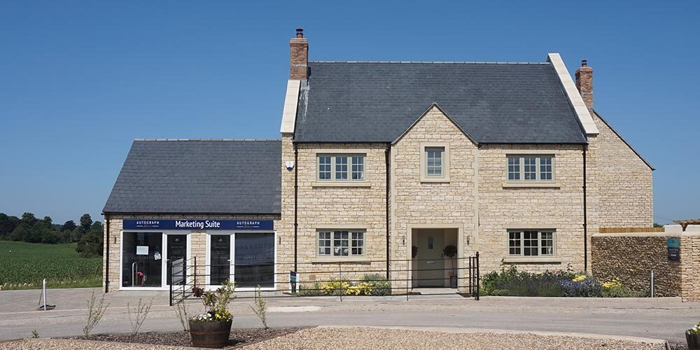 Our show home at Church Farm, Rode is open